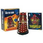 Doctor Who - Supreme Dalek and Illustrated Book