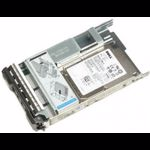 Hdd Dell 600GB 15K RPM SAS 12Gbps 2.5in Hot-plug Hard Drive,3.5in HYB CARR,CusKit, 13G, T14G