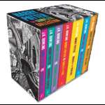 Harry Potter Boxed Set: The Complete Collection (Adult Paperback) (Seturi Harry Potter)