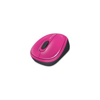 Mouse Microsoft Mobile 3500, Wireless, Roz