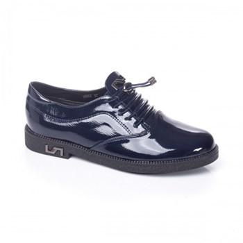 Pantofi dama Chloe albastri casual
