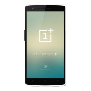 Smartphone OnePlus One, Quad Core, 16GB, 3GB RAM, Single SIM, 4G, White