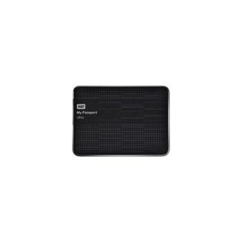 """Western Digital HDD Extern 2TB, My Passport Ultra, 2.5"""", USB 3.0 WDBMWV0020BBK"""