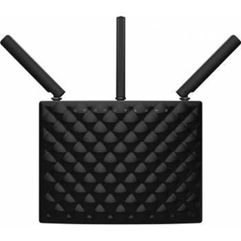 Router Wireless Tenda AC15 Gigabit AC1900 Dual Band, USB, Beamforming+ black ac15