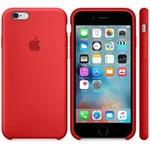 Husa Capac Spate Silicon Rosu Apple iPhone 7 MMWN2 mmwn2zm/a