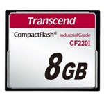 Card de memorie Transcend Industrial CF220I 8GB UDMA5 ts8gcf220i