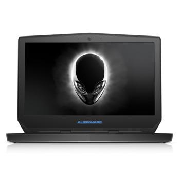 Laptop ALIENWARE, ALIENWARE 13, Intel Core i5-4210U, 1.70 GHz, HDD: 256 GB, RAM: 16 GB, video: Intel HD Graphics 4400, nVIDIA GeForce GTX 860M, webcam, BT