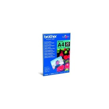 Hartie Foto Brother BP71GA4, glossy A4