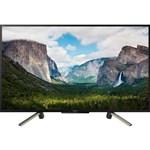 Televizor LED 108 cm Sony 43WF665 Full HD Smart TV KDL43WF665BAEP