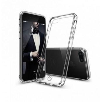 Husa de protectie Hybrid pentru Apple iPhone 8 Plus / iPhone7 Plus, Clear