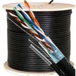 Cablu FTP cu sufa Cupru 500M