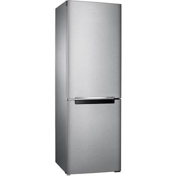 Combina frigorifica Samsung RB33J3030SA/EF, 328 l, Clasa A+, No Frost, Compresor Digital Inverter, H 185 cm, Metal Graphite