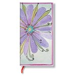 Paperblanks Blossoms Florescence Slim Notebook with Lined Pages