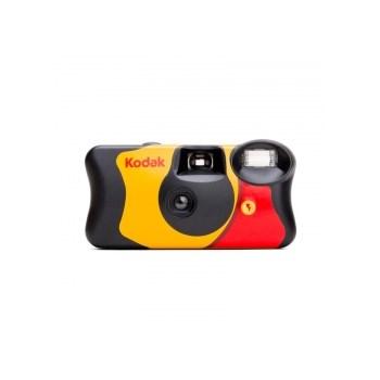 Kodak Fun Saver 27+12 Aparat Foto pe Film de Unica Folosinta 35 mm Color ISO 800 39 Expuneri