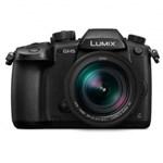 Panasonic Lumix DC-GH5 Aparat Foto Mirrorless Kit cu Obiectiv Leica 12-60mm f/2.8-4 DG Vario-Elmarit OIS