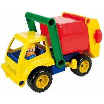 Masina de gunoi Active cu figurina 30cm