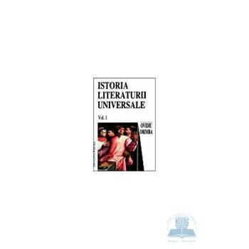 Istoria literaturii universale-vol. I, II - Ovidiu Drimba
