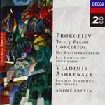 The Piano Concertos 1-5
