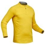 Bluză schi 500 Gri Bărbați WED'ZE