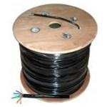 Cablu UTP CUPRU cu GEL pentru exterior TAMBUR