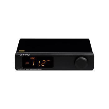 CONVERTOR DIGITAL/ANALOG (DAC) TOPPING D30PRO Black