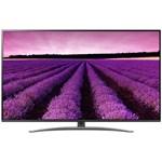 Televizor LED LG 65SM8200PLA, 165 cm, 4K Super UHD, Smart TV, Wi-Fi, Bluetooth, CI+, Tehnologie NanoCell, Clasa energetica A+, Negru