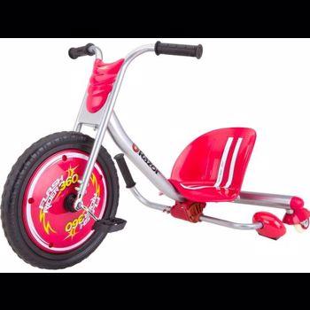 Tricicleta Razor Flash Rider 360 (Rosu/Gri)