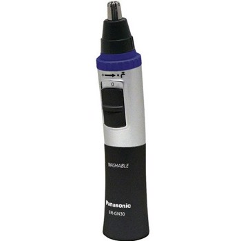 Trimmer pentru nas si urechi Panasonic ER-GN30-K503 mini cu baterie