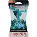 Magic the Gathering Core Set 2021 Collector Booster