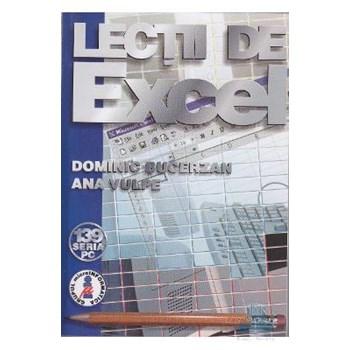 Lectii de Excel