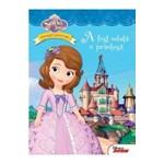 Disney Sofia Intai. Povesti si jocuri. A fost odata o printesa 978-606-741-749-4