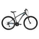 "Bicicletă MTB ST 100 27,5"" Gri ROCKRIDER"