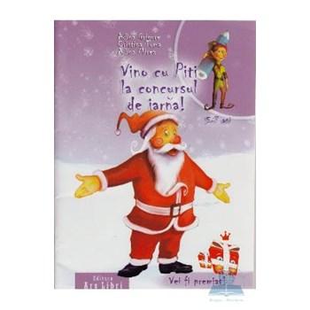 Vino cu Piti la concursul de iarna! 5-7 ani - Adina Grigore 367279