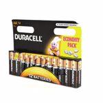 Baterie Duracell Basic AA LR06, 12buc