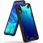 Husa Huawei P Smart 2019 Ringke FUSION X Negru Transparent