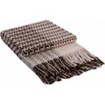 Patura lana Cappuccino 140 x 200 cm Maro 4820076181993
