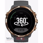 Ceas sport Suunto 7 smart, Graphite Copper