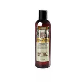 Gel dus cu ulei de argan, Organique, 250 ml