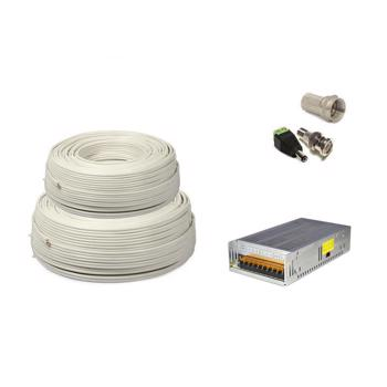 Kit accesorii sisteme de supraveghere 8 camere