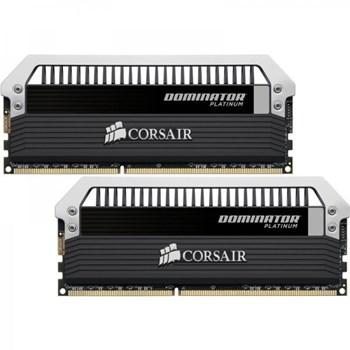Kit Memorie Corsair Dominator Platinum 2x4GB DDR3 1600Mhz CL9