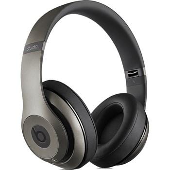 Casti audio cu banda Beats Studio Wireless by Dr. Dre Titanium cpc00340