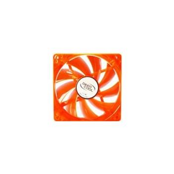 Ventilator DeepCool xfan 120mm LED Orange Green xfan 120u o/g