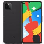 "Telefon Mobil Google Pixel 4a 5G, Procesor Snapdragon 765G, Octa-Core, OLED Capacitive touchscreen 6.2"", 6GB RAM, 128GB Flash, Camera Duala 12.2 + 8MP, Wi-Fi, 5G, Android (Negru)"