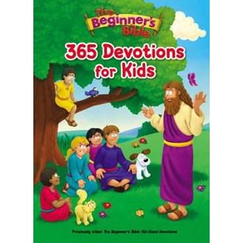 The Beginner's Bible 365 Devotions for Kids (The Beginner's Bible)