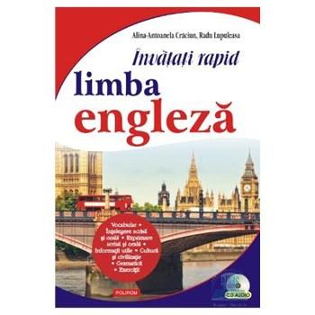 Invatati rapid limba engleza (contine CD)
