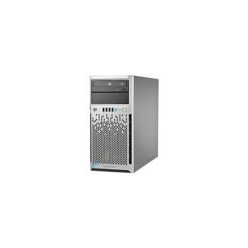 SERVER HP PROLIANT ML310E GEN8 V2 E3-1220V3 B120I 2X1GB 1X4GB(L) 2X1TB SATA LFF NHP DVD-RW 1X350W