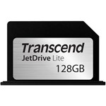 Card de memorie Transcend 128GB JetDrive Lite 330 extensie de memorie pentru MacBook Pro 13