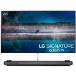 Televizor OLED Smart Ultra HD 4K, HDR, 195 cm, LG OLED77W9PLA