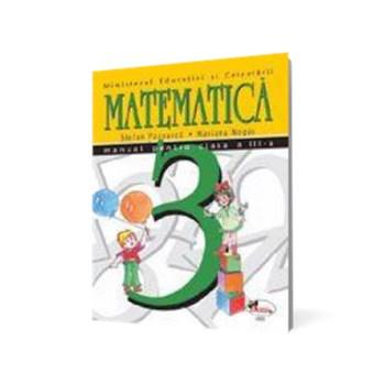 Matematică. Manual, clasa a III-a