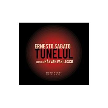 Audiobook CD Tunelul - Ernesto Sabato. Lectura: Razvan Vasilescu